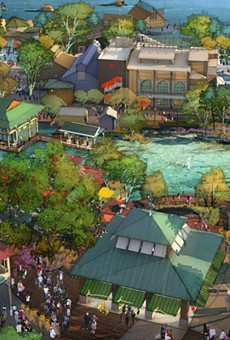 A new rendering of what Disney has in store for Disney Springs