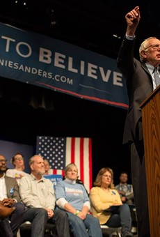 Bernie Sanders is coming to Kissimmee Thursday