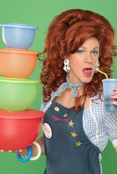Get Dixie Longate's favorite Jell-O shot recipes here