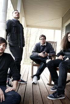 Coheed and Cambria put their concept on pause to re-establish themselves at Hard Rock Live