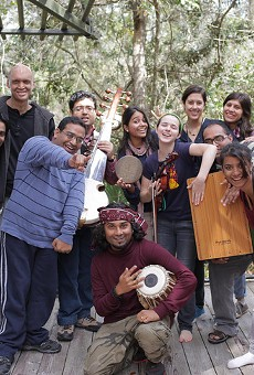 Dosti Music Project crosses borders and genres to create a free unique experience at Timucua