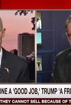 "Gov. Rick Scott gets kicked off MSNBC's Morning Joe for ""weak, sniveling political pandering"""