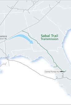 Sabal Trail pipeline files eminent domain lawsuits for land in Florida, other states