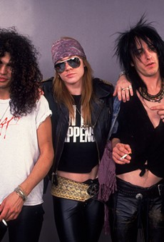Welcome (back) to the jungle: Guns N' Roses confirm reunion tour and stop in Orlando