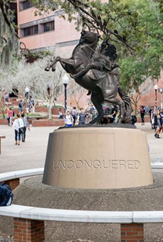 UF and FSU announce merger, freak out people who forgot it's April Fools' Day