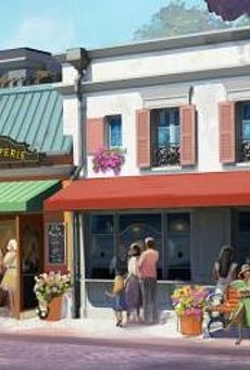 Disney confirms new crêperie is coming to Epcot's France pavilion (4)