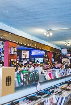 Park Ave CDs has a full slate of fun things for Record Store Day line-standers