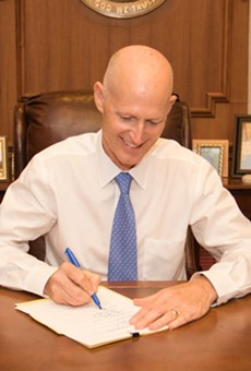 Gov. Rick Scott vetoes controversial alimony bill