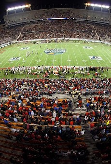 Orlando aggressively bidding to host NFL Pro Bowl in 2017