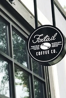 Foxtail Coffee is going strawless