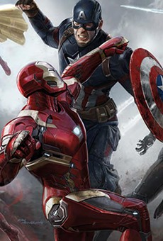 In Captain America: Civil War, America tires of cleaning up after the Avengers