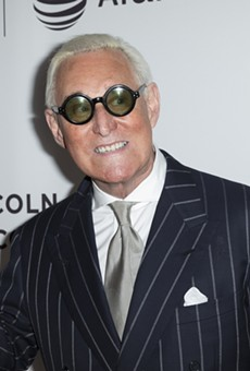 Roger Stone will address statewide College Republicans group in Central Florida this week