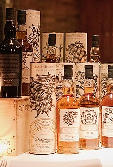 Luma on Park gives you the chance to try all of the Game of Thrones scotches – for a price