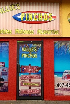 Willie's Pinchos opens on Goldenrod, Italio and the Egg & I close, plus more in local foodie news