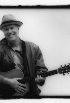 Loudon Wainwright premieres new single imagining a Donald Trump presidency