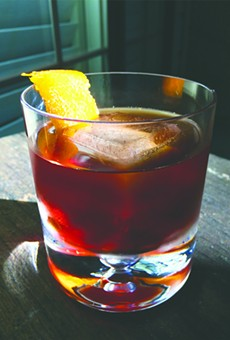 If you're tired of drinking your Fernet straight, get fresh with the Hanky Panky