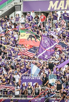 Orlando is ranked 'best city for soccer fans,' says study
