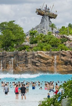 Disney's Typhoon Lagoon may soon be getting a new water ride