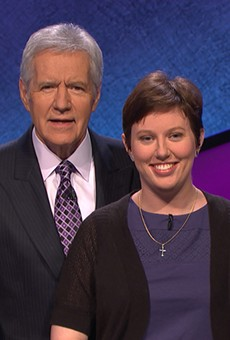 Valencia professor will compete on 'Jeopardy!' this Tuesday