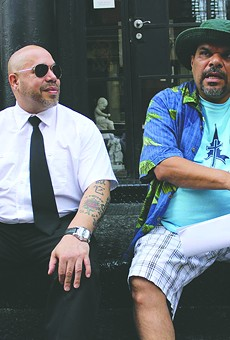 Opening in Orlando: Central Intelligence, Finding Dory and Puerto Ricans in Paris