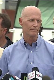 Florida Gov. Rick Scott: 'This was a clear attack on the gay, Hispanic community'