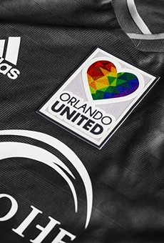 Orlando City players will wear an Orlando United patch this weekend