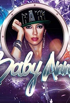 Bass Queen DJ Baby Anne says farewell for her final show at the Social