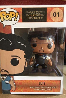 Pulse victim Luis Vielma remembered with custom Pop! figurine