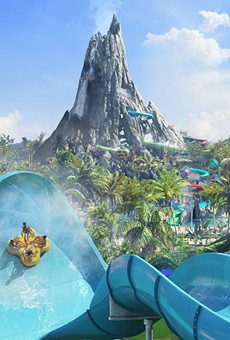 Universal Orlando releases details on Volcano Bay's slides and attractions