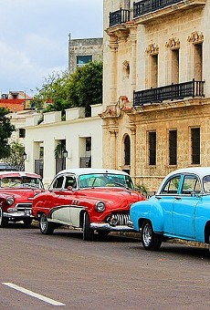 Orlando selected as one of 10 cities to host flights to Havana