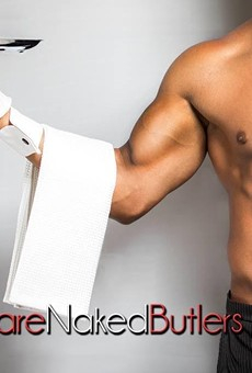 The guys behind Rock Hard Revue are launching a sexy butler service, sort of
