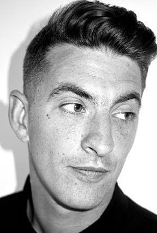 Skream, UK dubstep innovator, to play Tier tonight