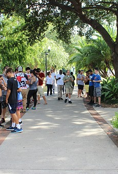 Two people were robbed near Lake Eola while playing Pokémon Go