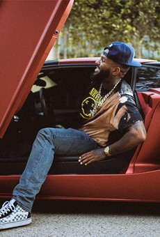 The Game takes on Pulse and police shootings in new track 'Let Me Know'