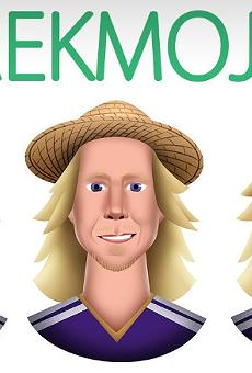 Orlando City's Brek Shea now has his own emojis