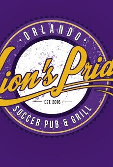 Orlando City to open Lion's Pride, a soccer-themed pub downtown