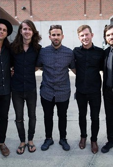 Alt-rock band Mayday Parade will kick off new tour in Orlando this fall