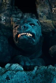 Universal Orlando unveils creature featured in 'Hagrid's Magical Creatures Motorbike Adventure' coaster