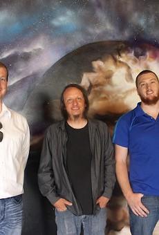 Christopher Meyer, David Maynard, Zachary Heylmun