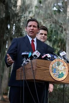 Gov. Ron DeSantis downplays concerns of drilling off Florida's coast despite Trump plan