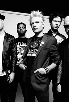 Just announced: Sum 41 to play  House of Blues