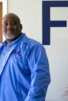 Orlando's Desmond Meade honored by TIME magazine for his efforts to restore the voting rights of Florida felons