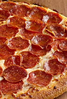 Get a free slice and break a record Saturday for the largest outdoor pizza party in Orlando