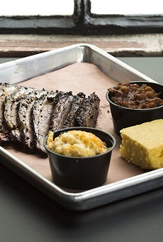 Fuel BBQ adds some mighty fine barbecue to popular Sanford blues hall the Alley