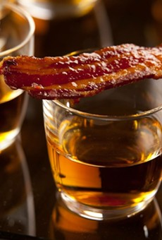 Drink bourbon for breakfast at World of Beer this Saturday