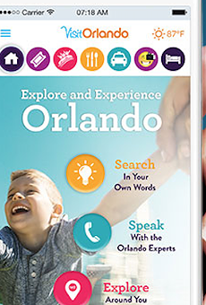 Visit Orlando turns to IBM's Watson for new augmented reality app