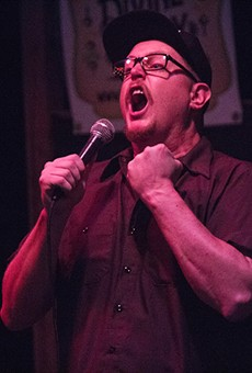 Austin comedian JT Habersaat brings 'Altercation Punk' comedy to Spacebar
