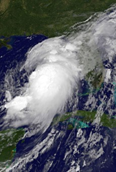 Tropical Storm Hermine is expected to reach hurricane status