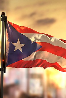 Puerto Ricans gather to celebrate community and culture at the third annual Florida Puerto Rican Parade downtown