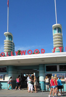 Disney will now require children to have their fingers scanned at park entrances